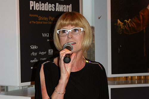 2012 Pleiades Award Reception<br />March 23, 2012