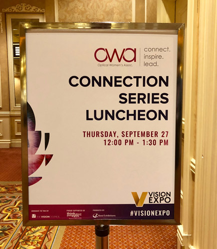 OWA - 2018 Vision Expo West - 1