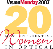 Vision Monday 2007 - 20 Most Influential Women in Optical