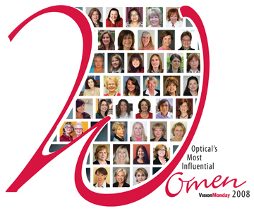 Vision Monday 2008 - Optical's Most Influential Women