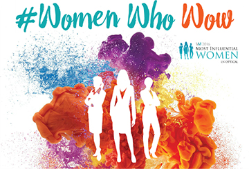 Vision Monday 2016 - #WomenWhoWow